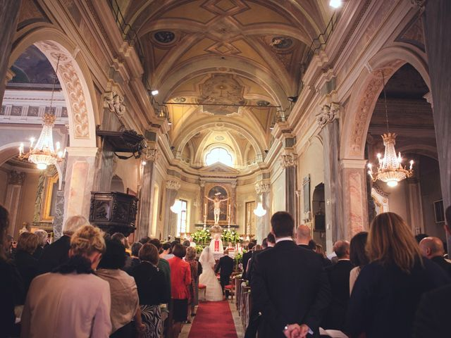 Il matrimonio di Renato e Laura a Buronzo, Vercelli 18