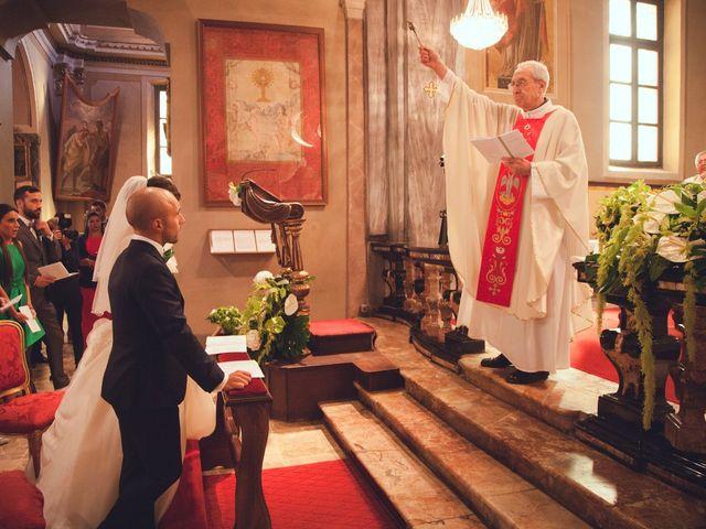 Il matrimonio di Renato e Laura a Buronzo, Vercelli 19