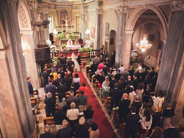 Il matrimonio di Renato e Laura a Buronzo, Vercelli 25