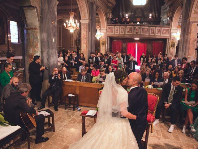Il matrimonio di Renato e Laura a Buronzo, Vercelli 29