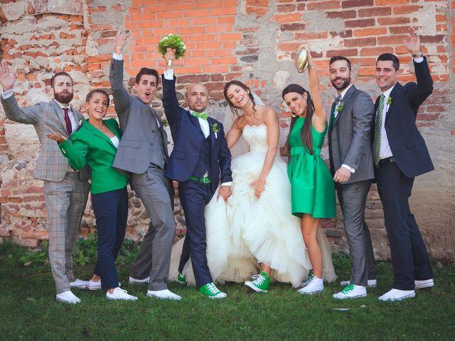 Il matrimonio di Renato e Laura a Buronzo, Vercelli 33
