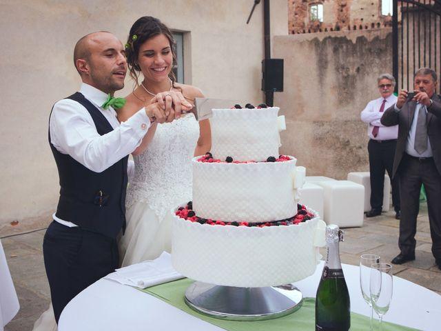 Il matrimonio di Renato e Laura a Buronzo, Vercelli 43