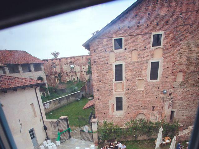 Il matrimonio di Renato e Laura a Buronzo, Vercelli 44