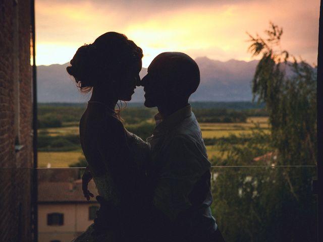 Il matrimonio di Renato e Laura a Buronzo, Vercelli 1