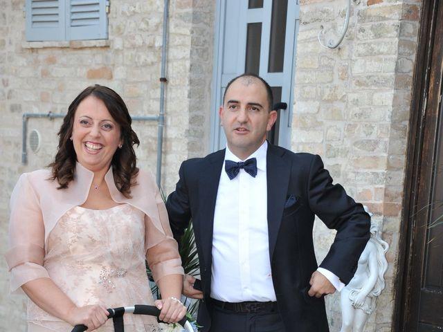 Il matrimonio di Maria Pia e Antonio a Monterubbiano, Fermo 4