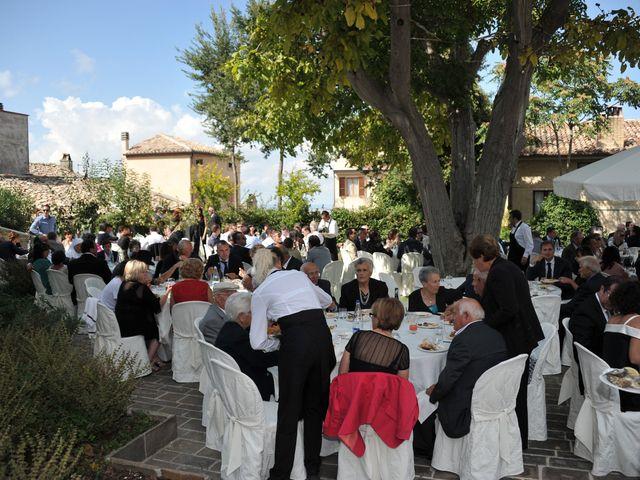 Il matrimonio di Maria Pia e Antonio a Monterubbiano, Fermo 7