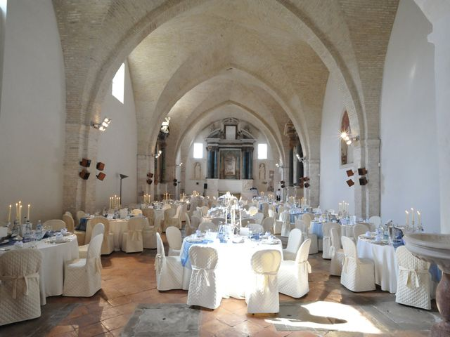 Il matrimonio di Maria Pia e Antonio a Monterubbiano, Fermo 8