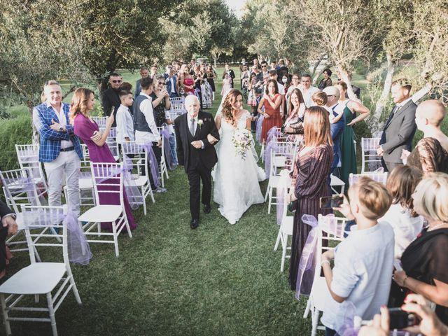 Il matrimonio di Federica e Luca a Roma, Roma 32