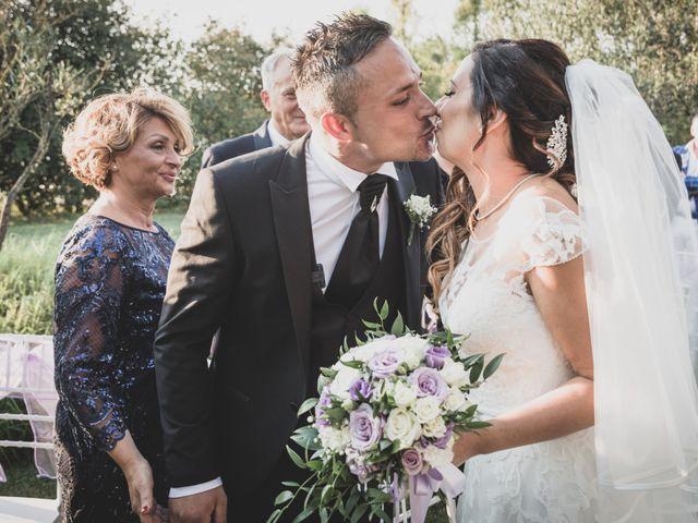 Il matrimonio di Federica e Luca a Roma, Roma 33