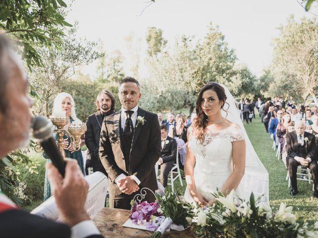 Il matrimonio di Federica e Luca a Roma, Roma 34