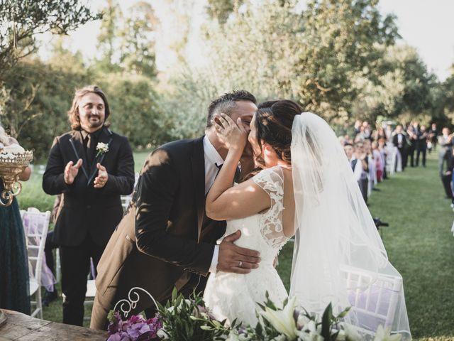 Il matrimonio di Federica e Luca a Roma, Roma 36