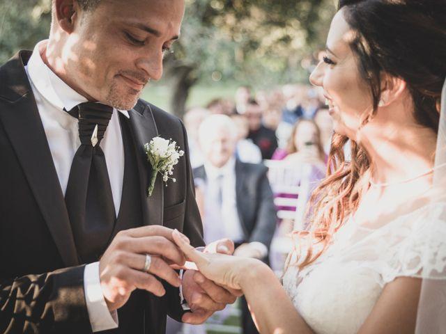 Il matrimonio di Federica e Luca a Roma, Roma 38
