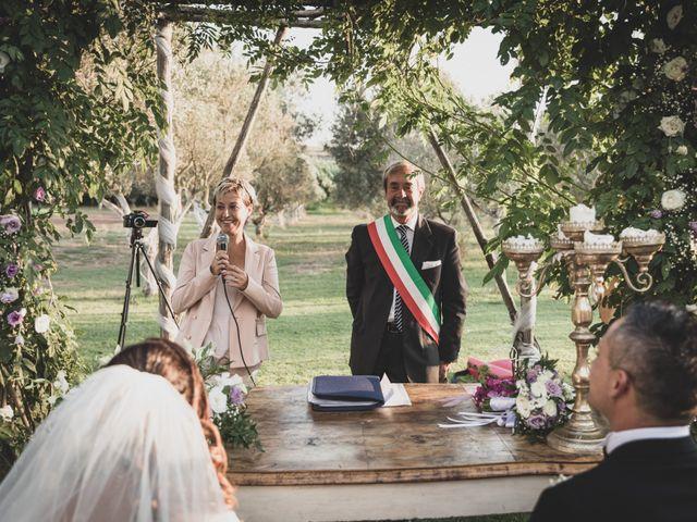 Il matrimonio di Federica e Luca a Roma, Roma 40