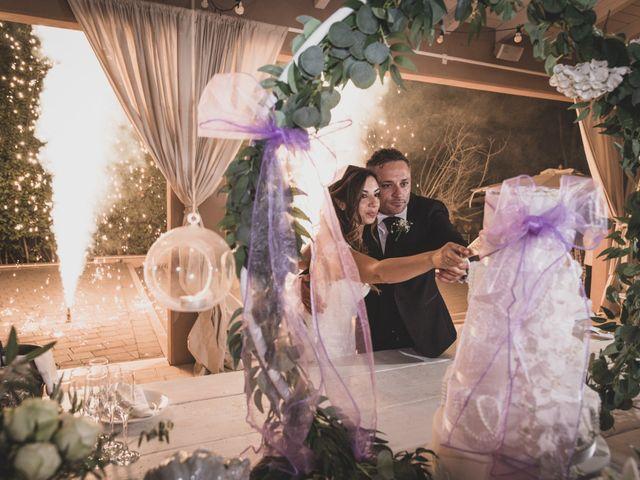 Il matrimonio di Federica e Luca a Roma, Roma 61