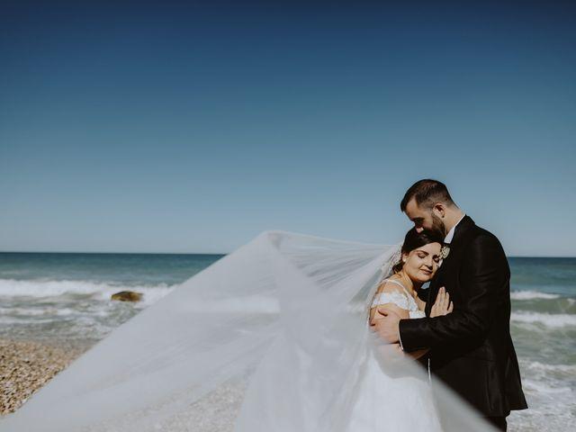 Il matrimonio di Pierdomenico e Chiara a Collecorvino, Pescara 2
