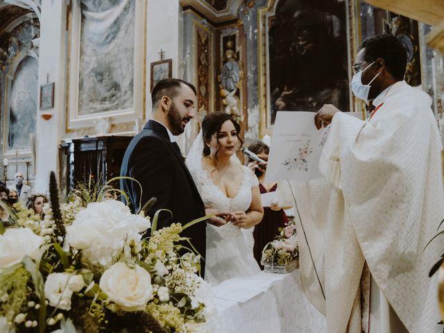 Il matrimonio di Pierdomenico e Chiara a Collecorvino, Pescara 16