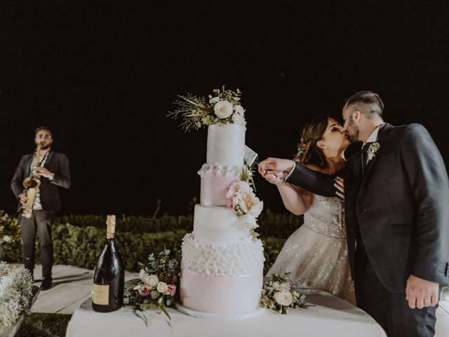 Il matrimonio di Pierdomenico e Chiara a Collecorvino, Pescara 43