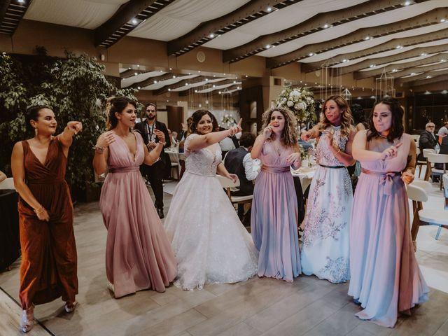 Il matrimonio di Pierdomenico e Chiara a Collecorvino, Pescara 47