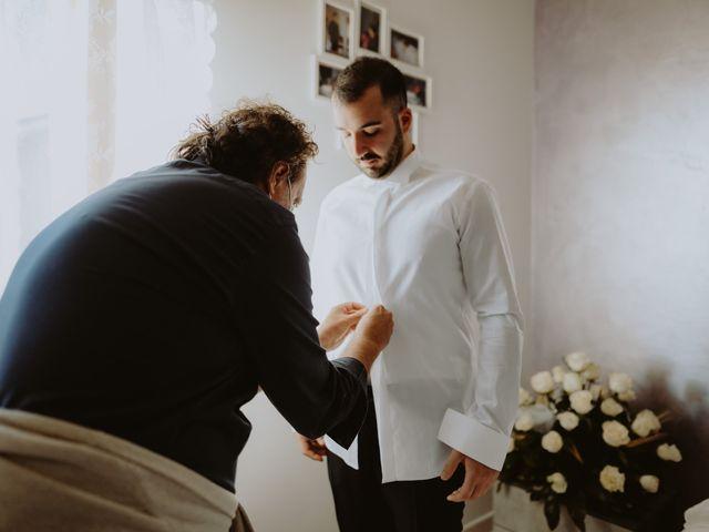 Il matrimonio di Pierdomenico e Chiara a Collecorvino, Pescara 51