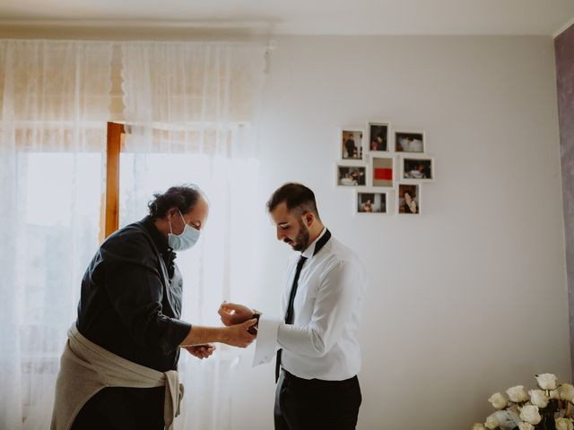 Il matrimonio di Pierdomenico e Chiara a Collecorvino, Pescara 52