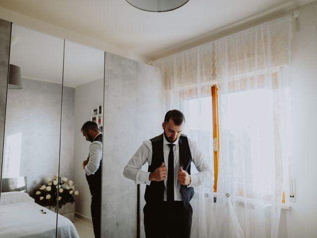 Il matrimonio di Pierdomenico e Chiara a Collecorvino, Pescara 56