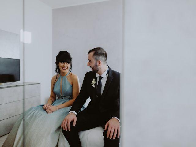 Il matrimonio di Pierdomenico e Chiara a Collecorvino, Pescara 67