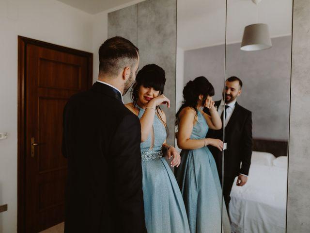 Il matrimonio di Pierdomenico e Chiara a Collecorvino, Pescara 68