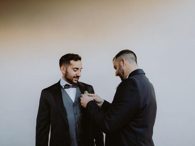 Il matrimonio di Pierdomenico e Chiara a Collecorvino, Pescara 72