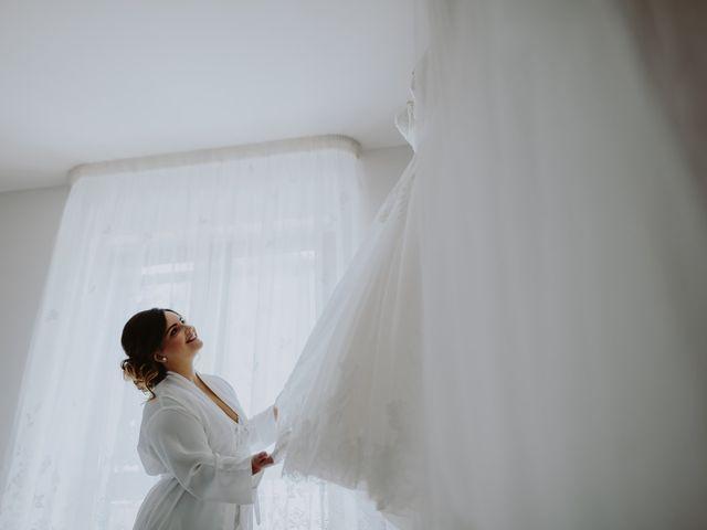 Il matrimonio di Pierdomenico e Chiara a Collecorvino, Pescara 76