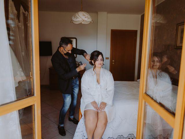 Il matrimonio di Pierdomenico e Chiara a Collecorvino, Pescara 80