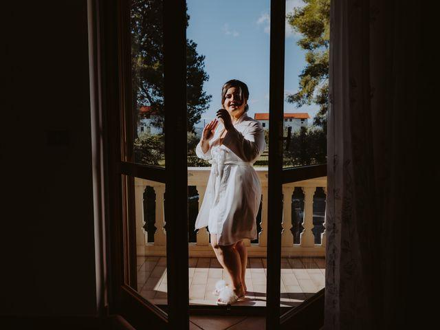 Il matrimonio di Pierdomenico e Chiara a Collecorvino, Pescara 83