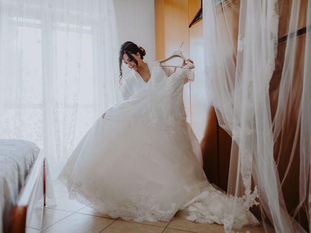 Il matrimonio di Pierdomenico e Chiara a Collecorvino, Pescara 84