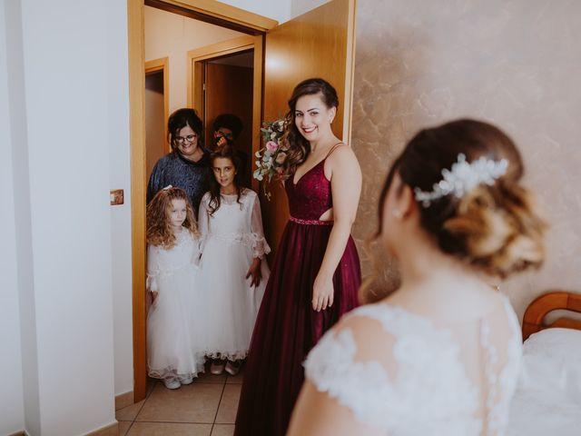 Il matrimonio di Pierdomenico e Chiara a Collecorvino, Pescara 92