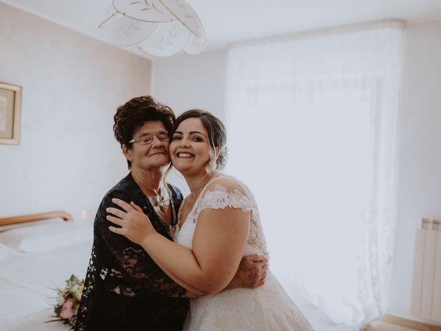 Il matrimonio di Pierdomenico e Chiara a Collecorvino, Pescara 104