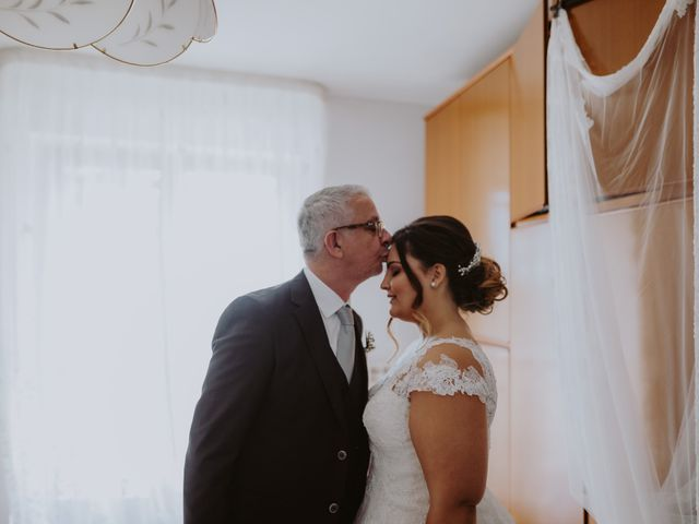 Il matrimonio di Pierdomenico e Chiara a Collecorvino, Pescara 107