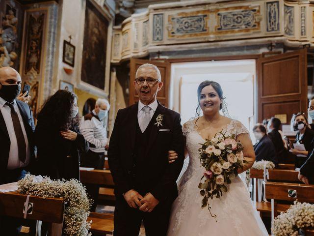 Il matrimonio di Pierdomenico e Chiara a Collecorvino, Pescara 116