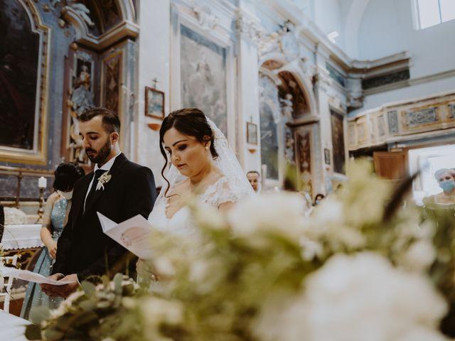 Il matrimonio di Pierdomenico e Chiara a Collecorvino, Pescara 117