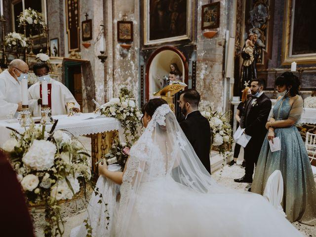 Il matrimonio di Pierdomenico e Chiara a Collecorvino, Pescara 120