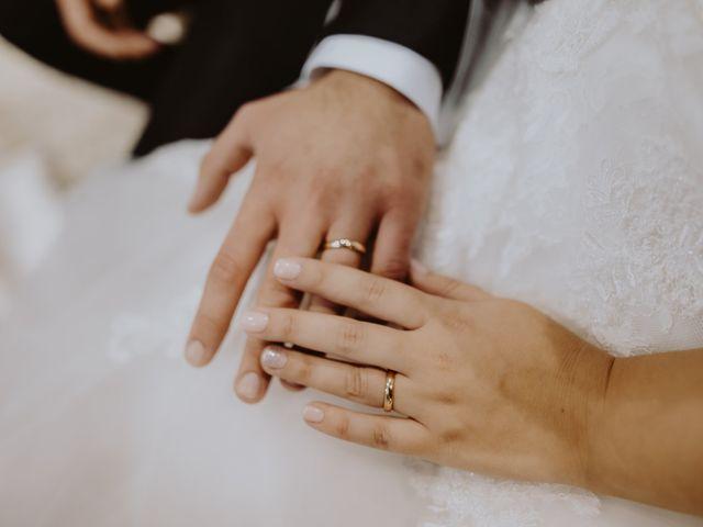Il matrimonio di Pierdomenico e Chiara a Collecorvino, Pescara 121