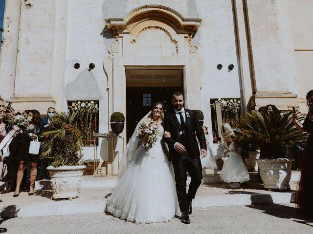 Il matrimonio di Pierdomenico e Chiara a Collecorvino, Pescara 122