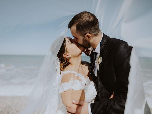 Il matrimonio di Pierdomenico e Chiara a Collecorvino, Pescara 123