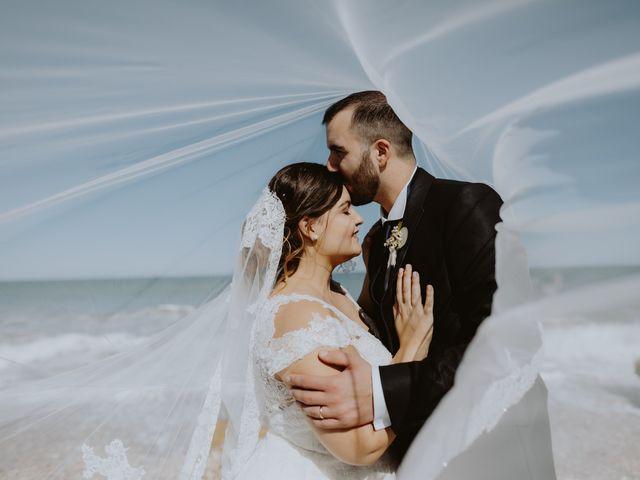 Il matrimonio di Pierdomenico e Chiara a Collecorvino, Pescara 124