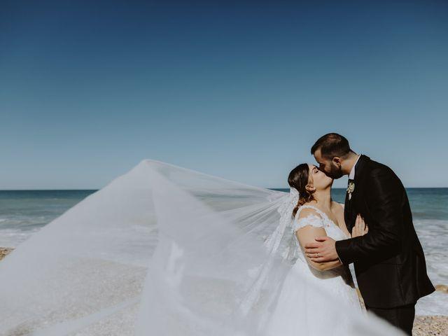 Il matrimonio di Pierdomenico e Chiara a Collecorvino, Pescara 126