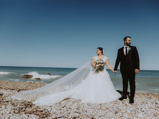 Il matrimonio di Pierdomenico e Chiara a Collecorvino, Pescara 128