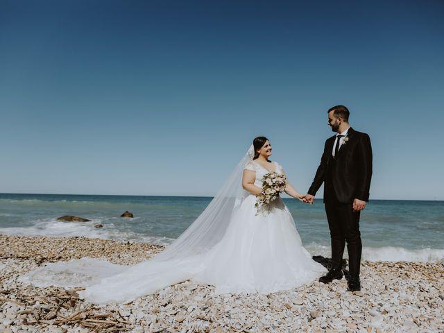 Il matrimonio di Pierdomenico e Chiara a Collecorvino, Pescara 129