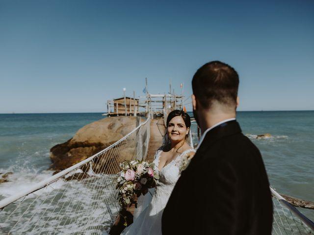 Il matrimonio di Pierdomenico e Chiara a Collecorvino, Pescara 133