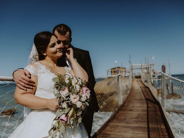 Il matrimonio di Pierdomenico e Chiara a Collecorvino, Pescara 134