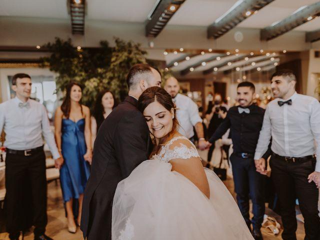 Il matrimonio di Pierdomenico e Chiara a Collecorvino, Pescara 143