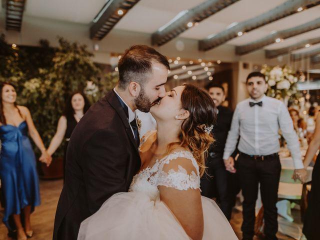 Il matrimonio di Pierdomenico e Chiara a Collecorvino, Pescara 144