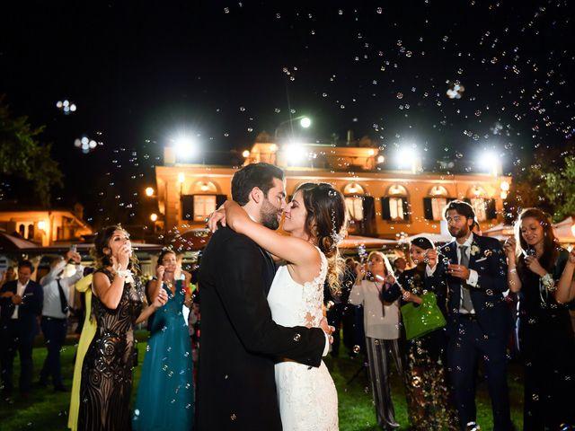 Le nozze di Franco e Pamela